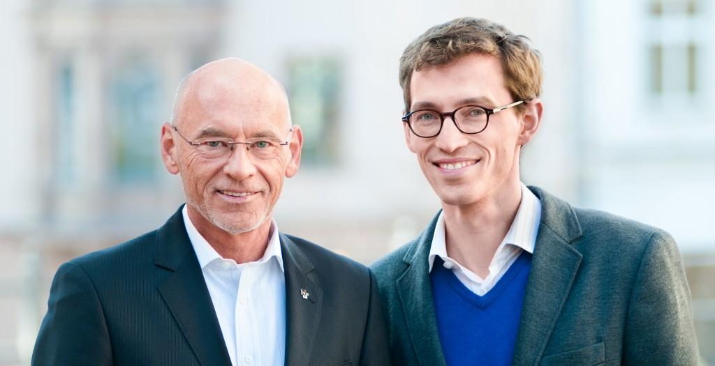 Günter und Ingo Herrmann