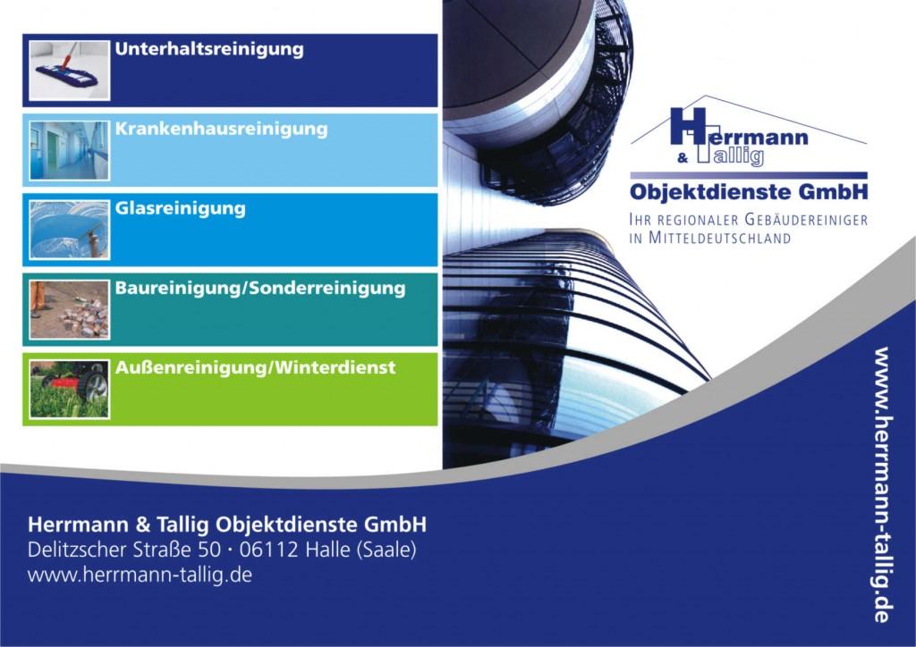 Der Gebäudereiniger - Herrmann & Tallig Objektdienste GmbH