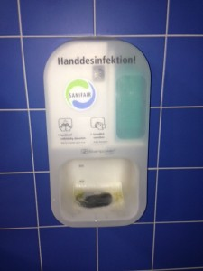 Sanifair Desinfektionsspender