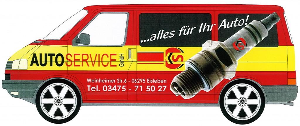 KS Autoservice GmbH - Freie KFZ Werkstatt in Lutherstadt Eisleben
